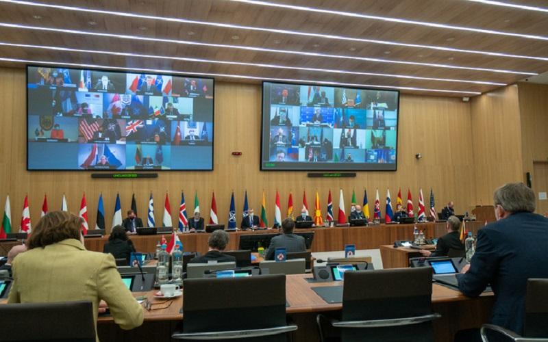 وزرای خارجه و دفاع ناتو امروز نشست فوقالعاده برگزار میکنند